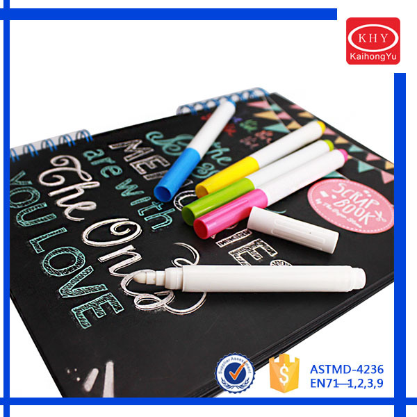 Set Packing Blackboard Stick Writing Medium Bullet Tip Liquid Chalk Marker