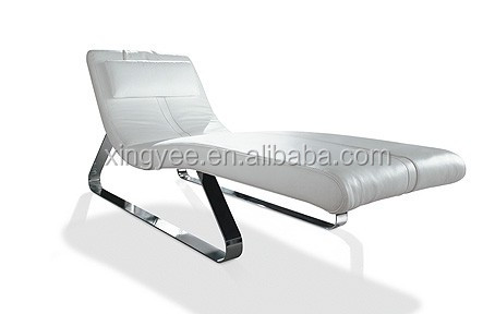 Modern living room lounge furniture chair cashmere wool for S shaped chaise lounge chairs