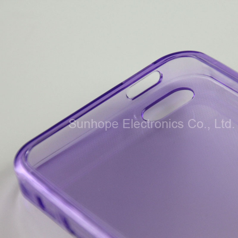 2015 Best Selling Many Colors for iphone 5s tpu case, 0.3MM Ultra Thin for iphone 5s case