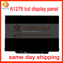 Laptop repair parts 13.3 inches LTN133AT09 original A1278 LCD glass Display panel For APPLE Macbook A1342 LCD panel