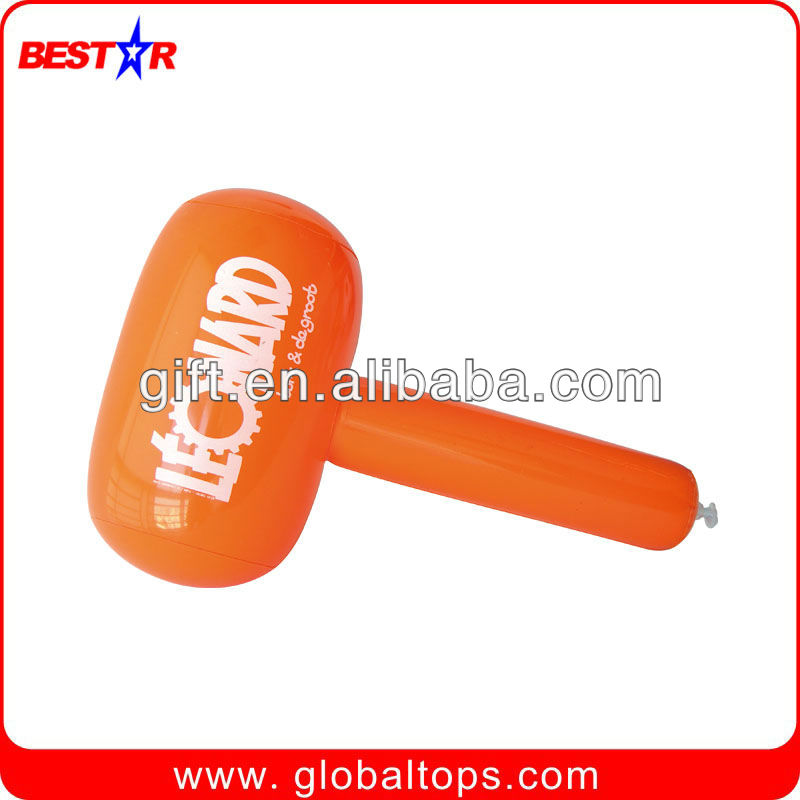 PVC Inflatable toy of Hammer