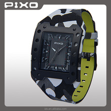 PX-11 OEM smart trend design quartz digital timer Vogue new mens luxury watches unisex