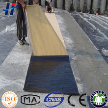 4mm sbs modified bitumen insulation waterproofing membrane