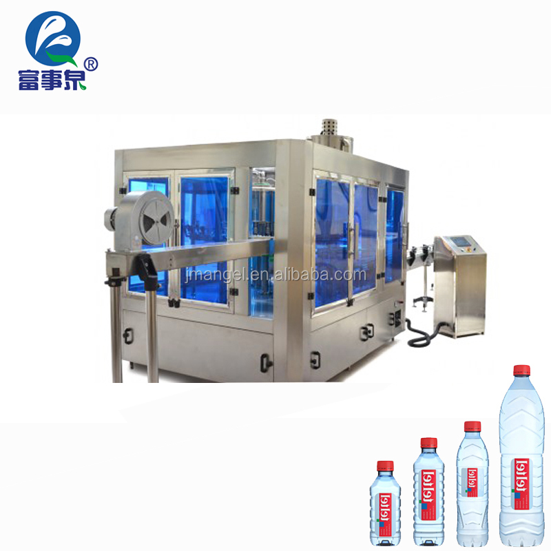 Professional new type drinking up the mineral bottling drinking water filling line