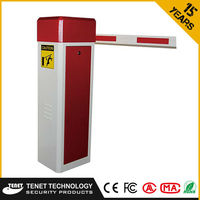 Tenet Shopping mall car park security system electronic security parking barrier gate