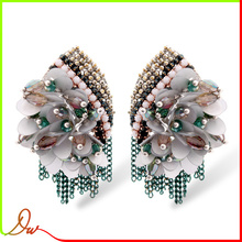 new fancy design china supplier handmade famous brand earring