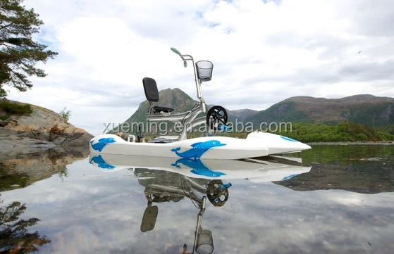 new design doulbe seat water bike for sale