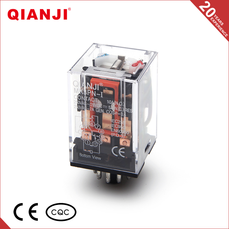 QIANJI Signal Smart Telemecanique Electromagnetic General Purpose Relay