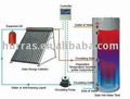 300 L Anti-freeze Presure Solar Water Heater system for home use