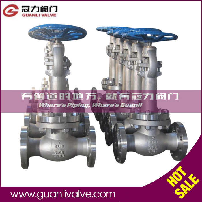 CF8 CF8M Cryogenic Steam Globe Valve