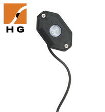 Changing Color 2inch RGB Led Rock Light By Phone Control