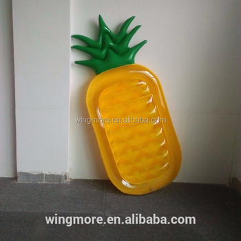 pineapple pool floats, inflatable pineapple floats,giant pool floats