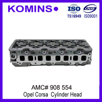 AMC 908554 Diesel Engine Opel Cylinder Head for Astra /Corsa