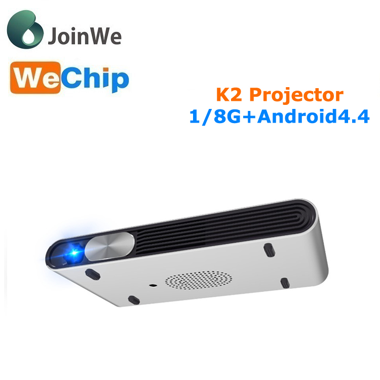 k2 home theater projectors Mini Smart DLP android 4.4 1g 8g mini led projector