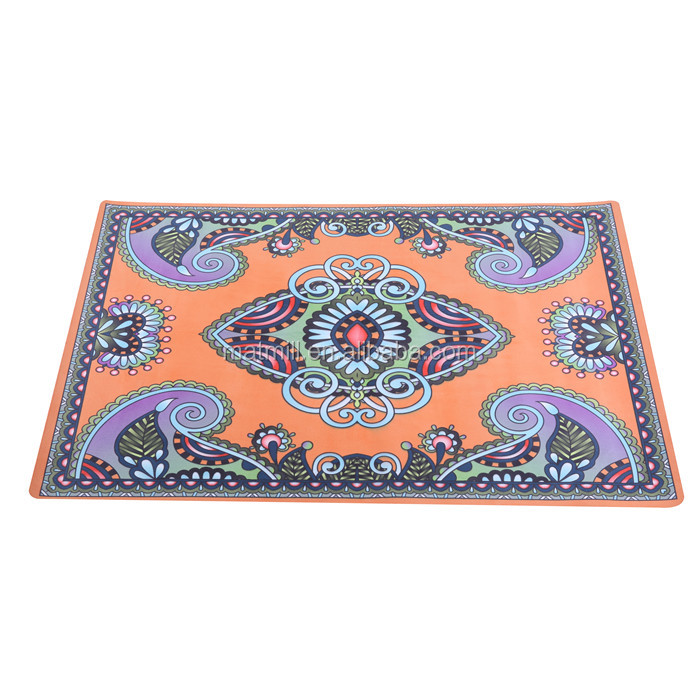 Full color custom door mat used for home,print entrance mat,car mat