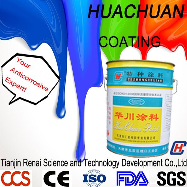 High-Build Modified Epoxy paint 2K epoxy primer Anticorrosive Primer