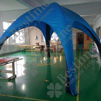 Air Sealed Outdoor Trade Show Portable
