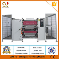 Machine Manufacturers Trade Assurance Slitting Rewinder For Thermal Paper