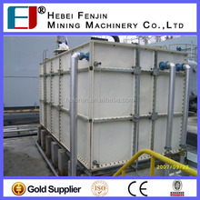 ISO Standard FRP GRP SMC Water Reservoir Tank For Fire Fighting