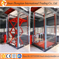 Home used small hydraulic lift table/scissor lift/electric lift elevator car lift