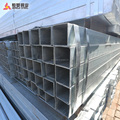 Hollow section galvanized square steel pipe for cunstruction structure