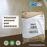 Shunan water proofing polymer cement tile grout