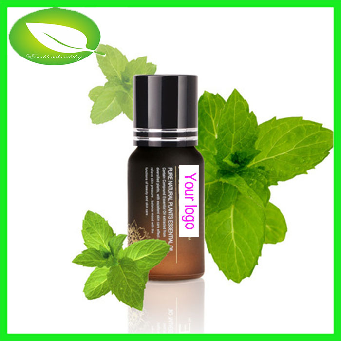 100% pure nature bulk wholesale organic Peppermint Essential Oil