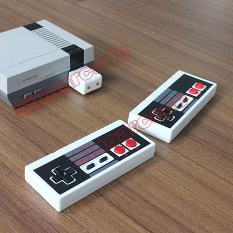 New Arrived Hot Sale Manufactory NES Controller Wired Video Game Pad Console for nintendo wii console game