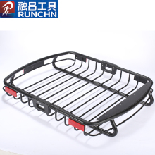 Wholesale heavy duty universal aluminum car roof rack luggage carrier