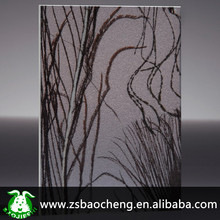 Creative Design eco-friendly modern bedroom interior wall decoration