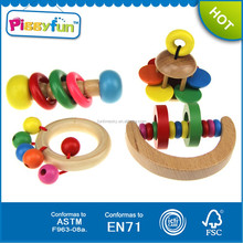 High Quality Beech Wooden Baby bath Wooden Toy for wholesale