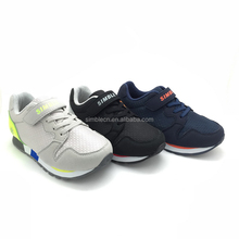 Custom made design your own athletic shoes kids flyknit sport shoes