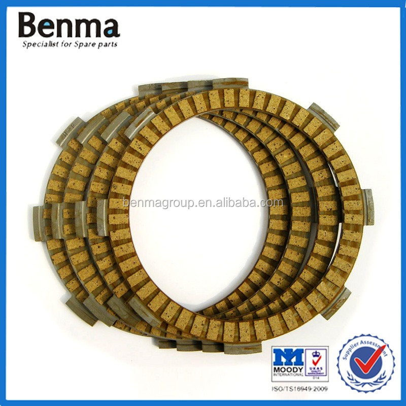 OEM quality paper base motorcycle clutch friction plate