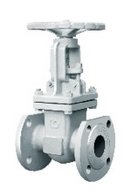 GOST standard Carbon Steel/Stainless Steel rising stem/OS&Y GATE VALVE Flange End Z41H-16C