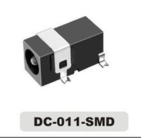 factory price 12v smd dc connector jack / 12v dc jack socket