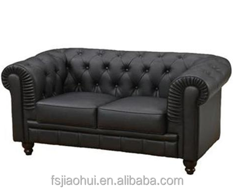 JH-SL091 Hot sale luxury style Genuine leather leisure sofa for living room