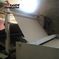 China paper faced board gypsum manufacturing plant