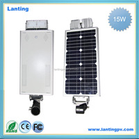 High efficiency sunpower solar panel led outdoor garden lights