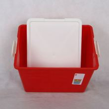 Sundries Clothing Toy Storage Box Basket Cute Plastic Storage Container