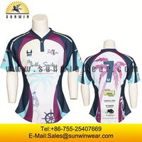 classical rugby shirts/youth boys rugby football uniforms