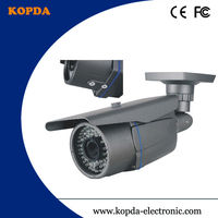"bullet security cctv camera,60PCs LED,50M IR distance,varifocal 2.8~12mm lens,1/3"" Sony CCD 420TVL,Manufacturer"