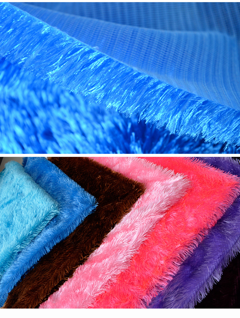 25MM Supershine Fabric/Fabric For Toys/Shiny Fabric