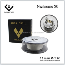 Grade 1 nichrome 80 heating wire for variable watt ecig online Malaysia