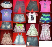 Children Clothin - Mixed Clothing ( Top and Bottom )