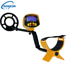 China professional metal detector deep ground gold detector