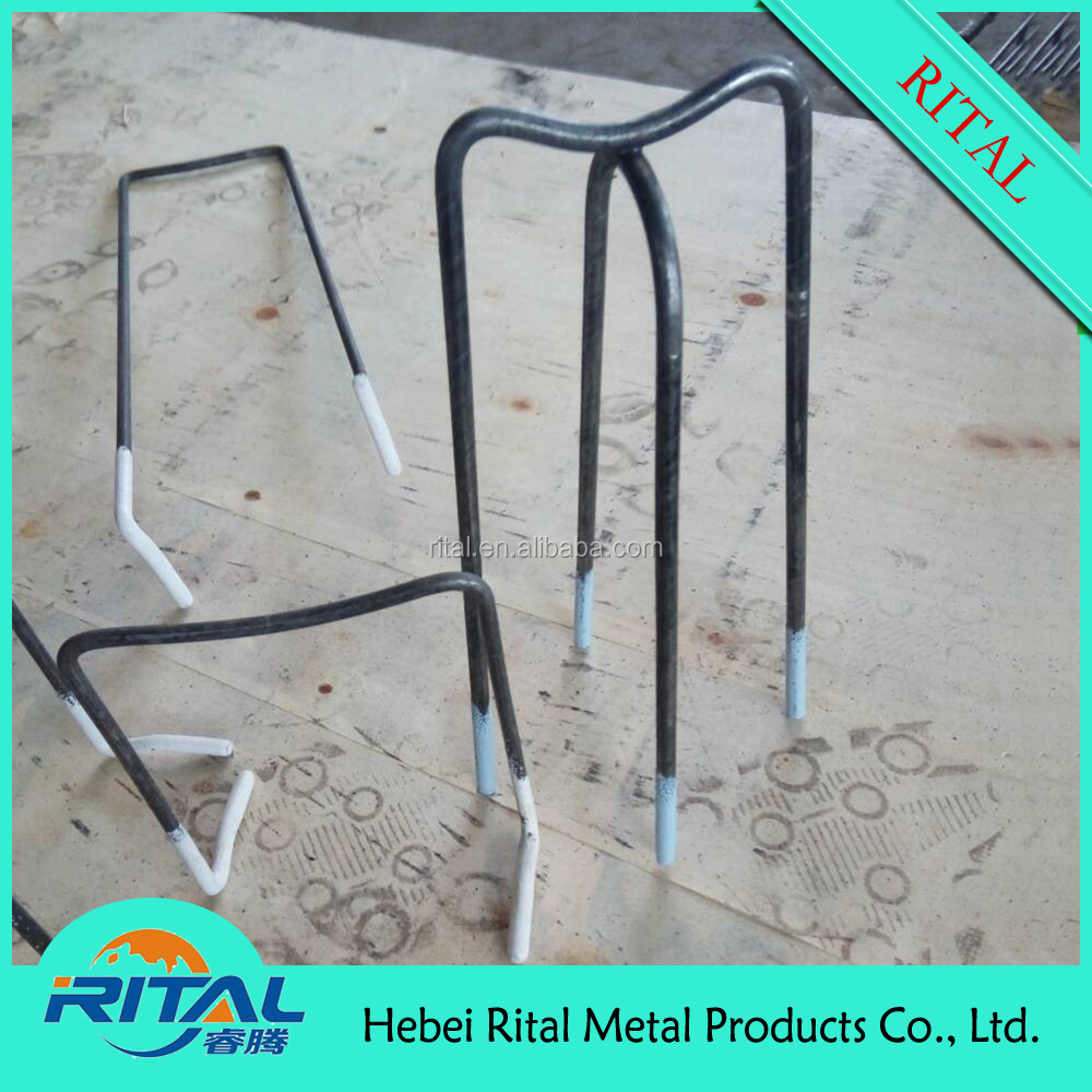 Steel Material Metal Wire Bar Chair Spacers For Rebar Support