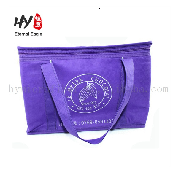 Hot selling thermal food delivery bag