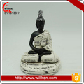 Newspaper finish nepal handmake buddha statue for table decoration