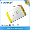 Power li ion polymer Electric Toys battery 3.7V 1070100 8000mAh rechargeable high capacity battery