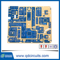 Large supply RO4350B+FR4 1OZ durable circuit board factory direct pcb